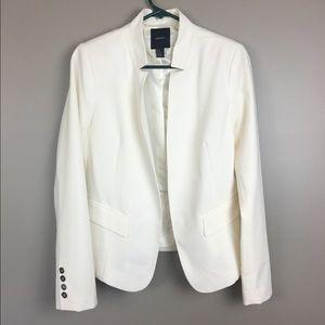 Forever 21 off white open blazer